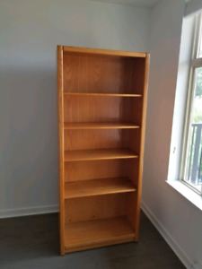 6 foot tall bookshelf