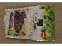 Terrafertil Chia Seeds 1kg *NEW* - £6