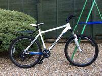 Carrera Valour quality lightweight adults mountain bike