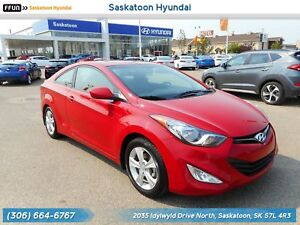 2013 Hyundai Elantra GLS PST Paid - No Accidents - Sunroof -...