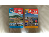 All The Aires France and Spain motorhome books