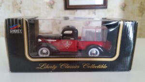 Canadian Tire Collectible Die-Cast metal Trucks