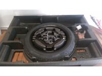 2016 Vauxhall Astra - Spare Wheel + Jack + Floor + Carpet