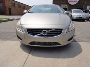 2012 Volvo S60 LOW KM,ALL SERVICE RECORD,1 OWNER,MINT
