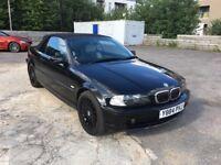 BMW 3 SERIES 2.2 320Ci 2dr,Convertible