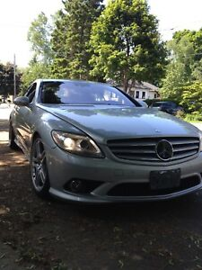 Mercedes 2007 CL 550 AMG Package