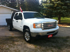 2012 GMC HD 3500 CREW CAB 4x4