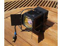 PAG PAGLIGHT ML 12V/24V Video Camera Light with Barn Doors