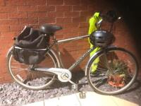 Gents town bike *ridden once*