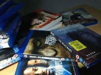 Blu ray collection x 15, Revenant, Planet of the Apes, Independence Day, plus more