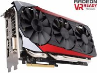 ASUS Radeon R9-390X STRIX edition