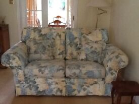 2 TWO SEATER SOFA'S FOR SALE