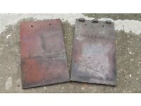 Used Clay Rosemary Roof Tiles