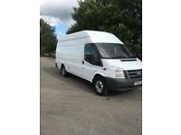 2008 ford transit jumbo 115 t350 2.4 tdci 6speed 1owner from new