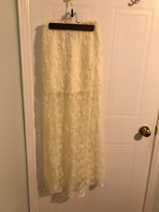 BRAND NEW Abercrombie&Fitch GWAN MAXI SKIRT