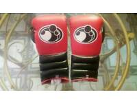 new professional grant boxing gloves 14/0z
