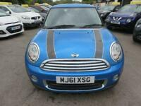 2011 MINI Hatch 1.6 One Pimlico 3dr