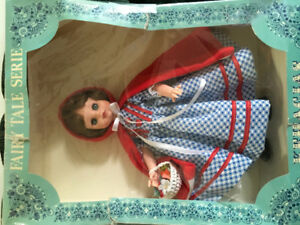 Red Riding Hood Doll