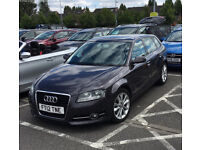 Audi A3 Sportsback Sport for sale, £20 yearly road tax