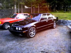 BMW 535 i. Entièrement Originale