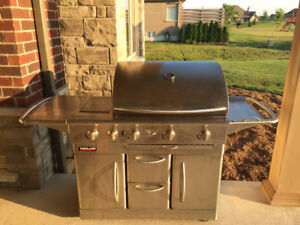 Kirkland Stainless Steel Natural Gas Grill