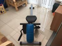 Nearly new Rowing machine