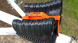 Sewer hose holder for trailers EUC