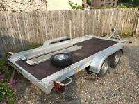 Heavy duty Car/General purpose trailer.