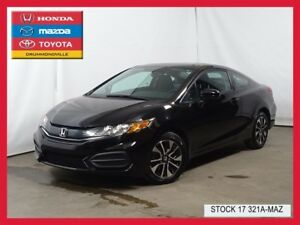 2014 Honda Civic EX+TOIT+SIEGES CHAUFFANTS+BLUETOOTH++
