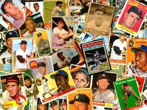 WANTED: Buying Baseball Cards 1948 - 1985