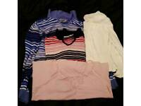 Size 18 20 bundle, clothes bundle size 18 20 EWM , David emanuel