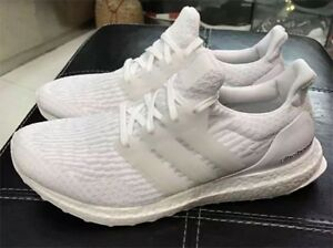 Adidas Ultra Boost (Triple White, 2017)