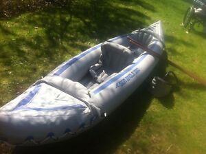 air canoe