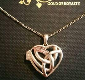 Clogau 9ct gold Eternal Love Locket
