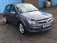 2007 Vauxhall ASTRA 1.8 sri , mot - August 2018 ,service history ,2 owners,focus,megane,civic,golf