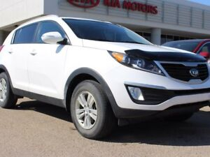 2013 Kia Sportage BLUE TOOTH, HEATED SEATS, USB.