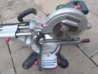 Metabo KGS 305M Cross Cut Mitre Saw 240 Volt