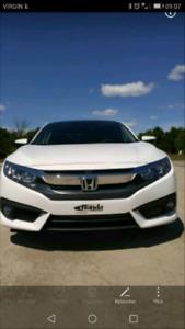 Honda civic ext turbo 2016