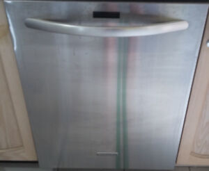 KitchenAid 6CY Dishwasher Stainless Steel with Extended Warranty