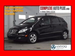 2011 Mercedes-Benz Classe-B 200 *Toit Panoramique, Mags, Fogs