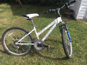 Vélo 24 pouces fille à