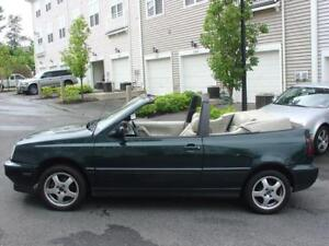 1999 Volkswagen Cabrio PARTS FOR SALE- ENGINE+ TRANNY INCLUDED