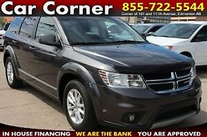 2015 Dodge Journey SXT -LOW KM/EFFICIENT/FACTORYWARRANTY/OPTIONS