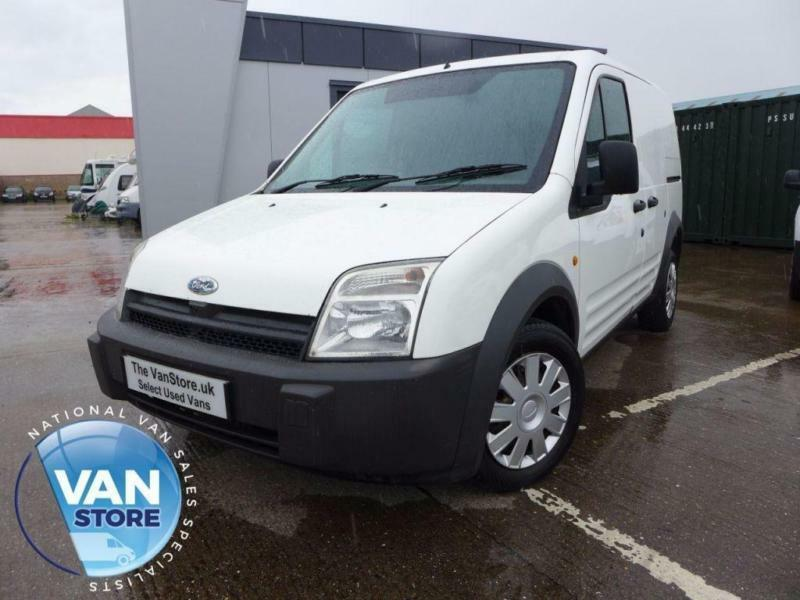 2006 06 FORD TRANSIT CONNECT 1.8 T200 SWB 1D 74 BHP DIESEL