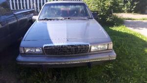 Fixer upper/parts - 93 Buick Century