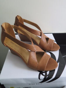 Sandale cuir NINE WEST