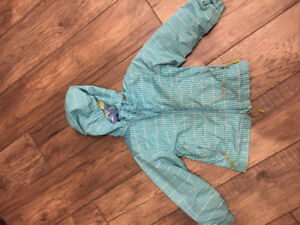 Size 5 lined fall jacket