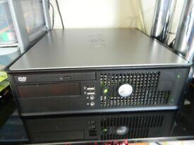 PC Dell Optiplex WIN10/QuadCore/8GBRam/500GBHD/HDMI/2GB AMD RadeonHD 6570/GAMING