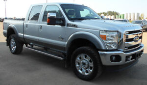 2014 Ford F-350 Lariat Pickup Truck, PST Paid!!