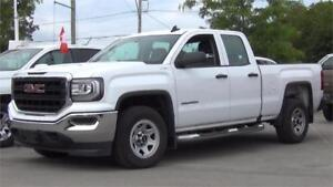 2016 GMC Sierra 1500 V8|4WD|Assist Steps|Bedliner|Keyless Entry